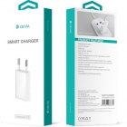 Wall Charger  Devia 1A White