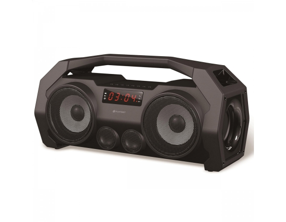 Speaker OMEGA BLuetooth BOOBOX Black PMG76B