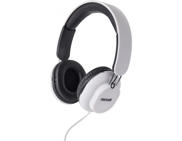 Headphone MAXELL Classics With Microphone White