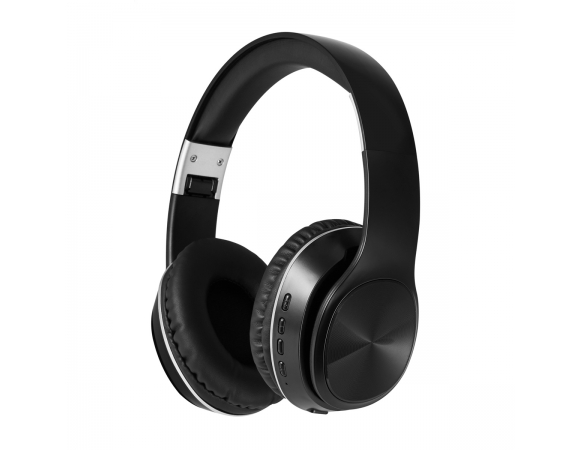 Headphones Omega Wireless Bluetooth FH0928 Noise Cancelling Black