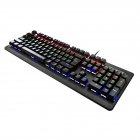 Mechanical Keyboard Omega Varr RGB Black Xinda Blue Switch