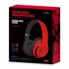 Headphones Freestyle Wireless Bluetooth Red (FH0916R)