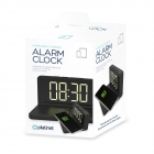 Alarm Clock Platinet With Wireless Charger 5W